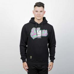 Pánska mikina Mass Denim Sweatshirt Target Hoody black