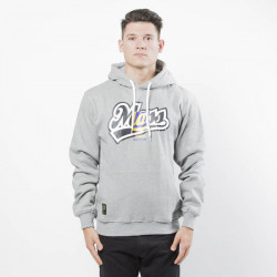 Pánska mikina Mass Denim Sweatshirt Target Hoody light heather grey