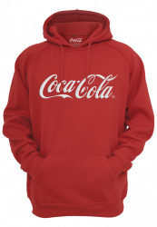 Pánska mikina Merchcode Coca Cola Classic Hoody
