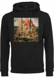 Pánska mikina MR.TEE Build Your Empire Hoody black Farba: black,