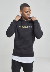 Pánska mikina MR.TEE Loyality Hoody Farba: black,