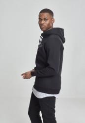 Pánska mikina MR.TEE Loyality Hoody Farba: black, #1