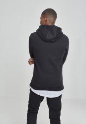 Pánska mikina MR.TEE Loyality Hoody Farba: black, #2