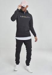 Pánska mikina MR.TEE Loyality Hoody Farba: black, #4