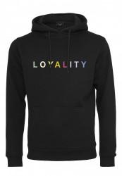 Pánska mikina MR.TEE Loyality Hoody Farba: black, #5