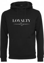 Pánska mikina MR.TEE Loyalty Hoody Farba: black,