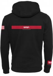 Pánska mikina MR.TEE NASA Definition Hoody Farba: black, #8