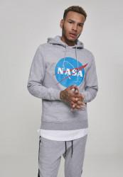 Pánska mikina MR.TEE NASA Hoody Farba: heather grey,