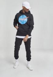 Pánska mikina MR.TEE NASA Hoody Farba: heather grey, #5