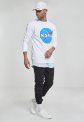 Pánska mikina MR.TEE NASA Insignia Crewneck #5