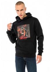 Pánska mikina na zips Pusher Dog Hoody Farba: black,