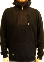 Pánska mikina New Era Crafted HZ Hoody black