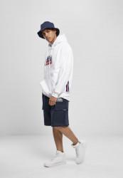 Pánska mikina Southpole Multi Color Logo Hoody Farba: white, #4
