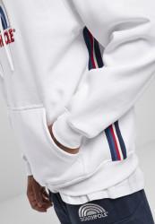 Pánska mikina Southpole Multi Color Logo Hoody Farba: white, #5