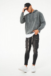 Pánska mikina THE COUTURE CLUB Essential Oversized Hoodie #2