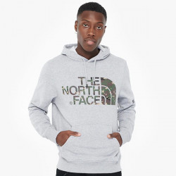 Pánska mikina The North Face Standard Hoodie TNF Light Grey