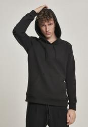 Pánska mikina URBAN CLASSICS Organic Basic Hoody black
