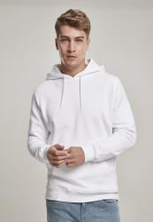 Pánska mikina URBAN CLASSICS Organic Basic Hoody white