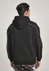 Pánska mikina URBAN CLASSICS Reflective Hoody black #2