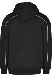 Pánska mikina URBAN CLASSICS Reflective Hoody black #5