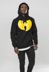 Pánska mikina Wu-Wear Logo Hoody black