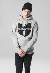 Pánska mikina Wu-Wear Logo Hoody grey