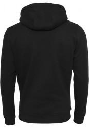 Pánska mikina Wu-Wear Wu-Wear Logo Hoody black #1
