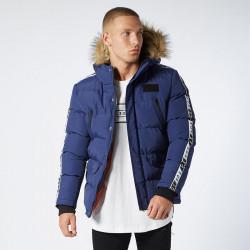 Pánska modrá zimná bunda 304 Clothing Polaris