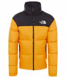 Pánska oranžová bunda The North Face M 1996 Retro Nuptse Jacket