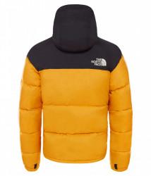 Pánska oranžová bunda The North Face M 1996 Retro Nuptse Jacket #1