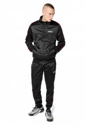 Pánska prechodná bunda Pusher Hustle Track Jacket Farba: black,