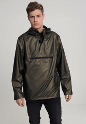 Pánska prechodná bunda URBAN CLASSICS Light Pull Over Jacket olive