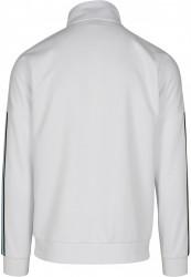Pánska prechodná bunda Urban Classics Sleeve Taped Track Jacket wht/multicolor #5