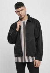 Pánska prechodná bunda Urban Classics Workwear Jacket black