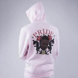 Pánska ružová mikina Cayler & Sons WL Pride Hoody #1