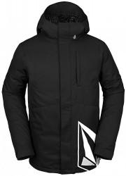 Pánska snowboardová bunda Volcom 17Forty black