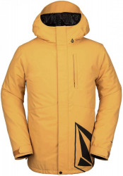 Pánska snowboardová bunda Volcom 17Forty resin gold