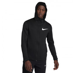Pánska termo mikina Air Jordan Thermaflex Showtime Hoodie Black