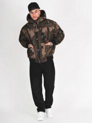 Pánska zimná bunda Amstaff Conex Winterjacket maskáčová #3