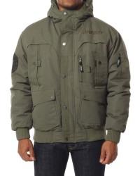Pánska zimná bunda Amstaff Conex Winterjacket Olive