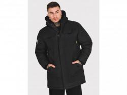 Pánska zimná bunda Amstaff Taranis Parka čierna Size: 2XL