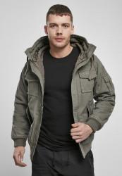 Pánska zimná bunda BRANDIT Bronx Winter Jacket Farba: olive, Grösse: XXL