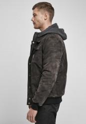 Pánska zimná bunda BRANDIT Dayton Winter Jacket Farba: black, #1