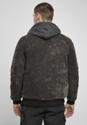 Pánska zimná bunda BRANDIT Dayton Winter Jacket Farba: black, #2