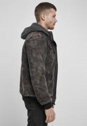 Pánska zimná bunda BRANDIT Dayton Winter Jacket Farba: black, #3