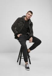 Pánska zimná bunda BRANDIT Dayton Winter Jacket Farba: black, #4