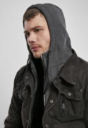Pánska zimná bunda BRANDIT Dayton Winter Jacket Farba: black, #6