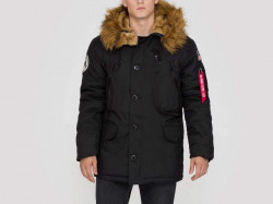 Pánska zimná bunda parka Alpha Industries Polar Jacket