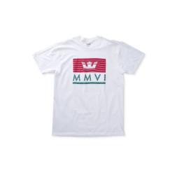 Pánske biele tričko Supra Crown Jewel