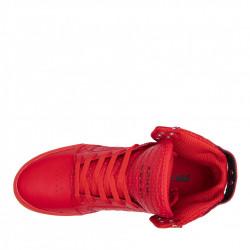 Pánske červené tenisky Supra Skytop Farba: Červená, #1